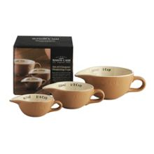 Mason Cash Cane Set Of 3 Measuring Cups