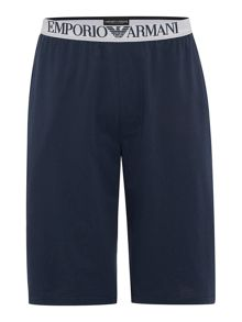Emporio Armani Plain Nightwear Trousers