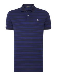 The Open Stripe Pro-Fit Polo Shirt