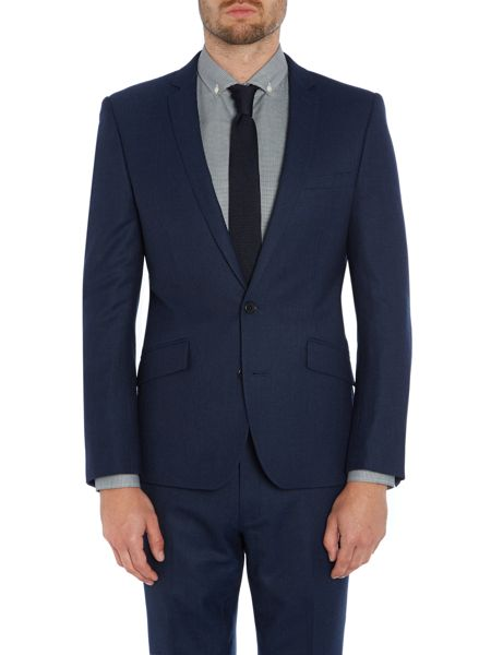 Kenneth Cole Ivan Sb2 Slim Fit Suit Jacket