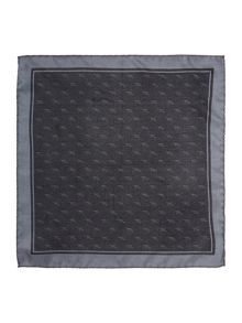 Kenneth Cole Cole Silk Pocket Square