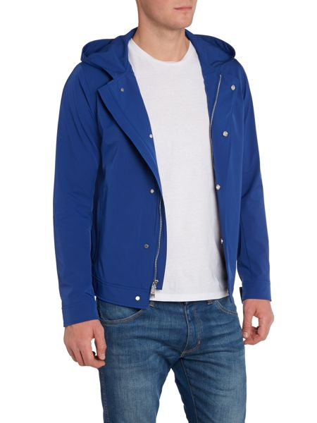 Michael Kors Casual Showerproof Full Zip Bomber Jacket