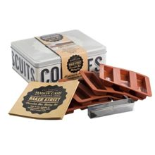Mason Cash Baker Street Chocolate Bar Set in Tin
