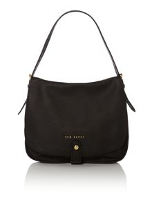 Gailia black hobo bag