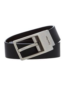 Reversiblecasual Leather Belt
