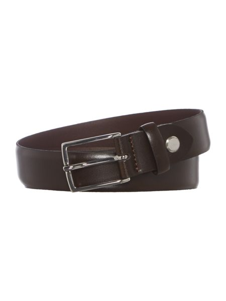 Calvin Klein Slimcasual Leather Belt