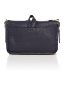 Gaiton navy cross body bag