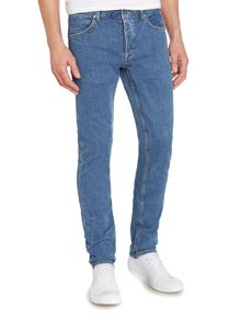 Slim Fit Medium Wash Jeans