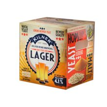 40 pint lager kit