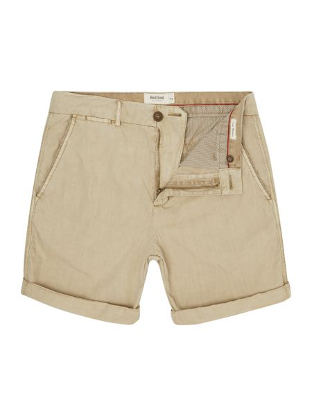 Red Soul Edonnard Cotton Shorts