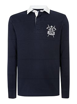Grafton Long Sleeve Rugby Top