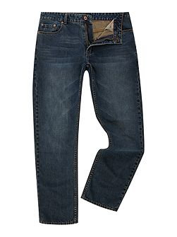 Belmont Vintage Wash Denim Jean