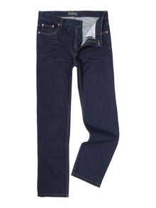Howick Belmont Dark Wash Denim Jean