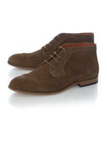 Colton Lace Up Casual Chukka Boots