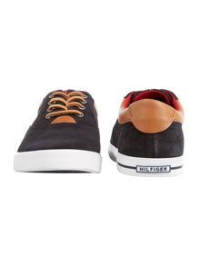Winston Lace Up Casual Trainers