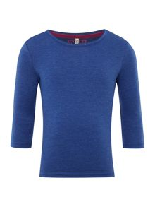 Girls plain jersey top