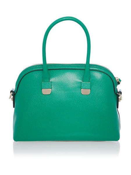 Coccinelle Green medium dome bag