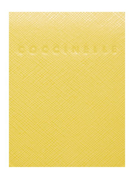 Coccinelle Yellow cross body bag