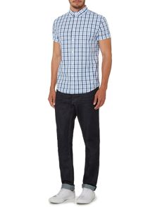 Giles Gingham Short Sleeve Shirt
