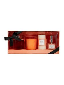 Pink grapefruit & mango luxury gift set