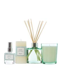 Linen & seagrass luxury gift set