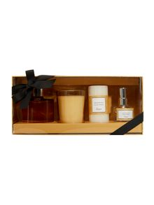 Sandalwood luxury gift set