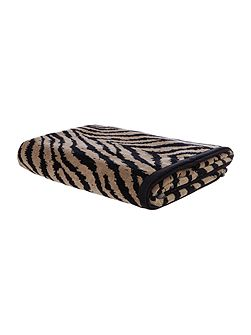 Zebra Stripe Bath Towel
