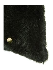 Ted Baker Tesha faux fur textured long scarf