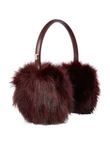 Toree Faux fur earmuff