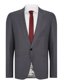 Aros/Heibo Slim Fit Textured Two-Piece Suit