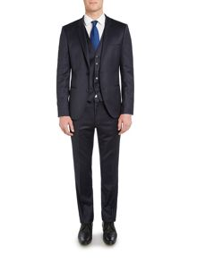 Armento/Wian/Hawer Herringbone Slim Fit Suit