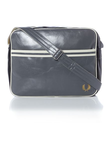 Fred Perry Synthetic Messenger Bag