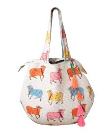 Jaisalmer Cow Bag