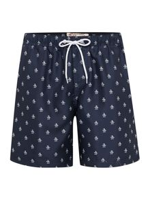 Original Penguin Drawstring Swim Shorts