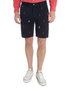 Classic Fit Greenwich Chino Shorts