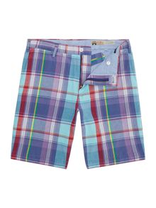 Polo Ralph Lauren Classic Fit Newport Check Shorts