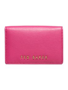 Carley pink small flap over purse