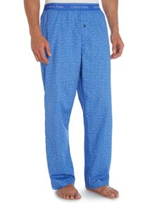 Patterned Nightwear Trousers