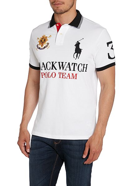 Ralph Lauren Black Watch Polo