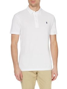 Custom Fit Featherweigh Mesh Polo Shirt