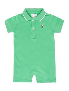 Baby Boys All Tipped Short Polo