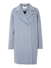 Gray & Willow Vesi Cocoon Coat