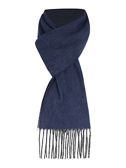 Plain Fine Knit Scarf