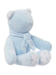 Baby boys plush teddybear