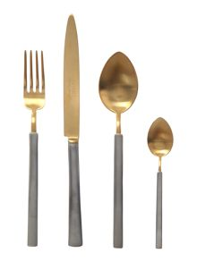 Living by Christiane Lemieux Century 24 piece cutlery set