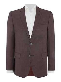 Men's Hugo Boss Hutsons Slim Fit Textured Blazer