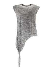 KNOTTED VEST