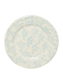 Dickins & Jones Blue floral side plate