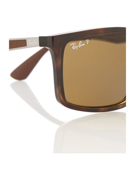 Ray-Ban RB4228 Rectangle sunglasses