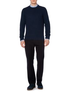 Andrews Lambswool Cre Neck Jumper